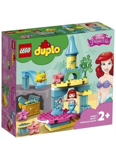 Lego Legoduşlo® # Disney Ariel'İn Deniz Altı Kalesi 10922 Yaşım Oyuncagı Renkli